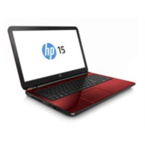 "PORTATIL HP 15-R231NS CORE I3-4005U 1.7GHZ/4GB DDR3/500GB/NVIDIA GF 820M 1GB/15,6""/W8.1/ROJO"
