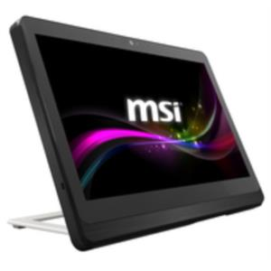 "ALL IN ONE MSI AP16 FLEX-001EU CELERON J1900 2.0GHZ/4GB DDR3/500GB/15.6""/TACTIL/W8/NEGRO"