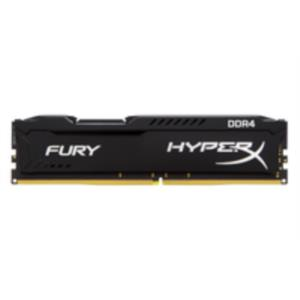 MEMORIA 8 GB DDR4 2133 KINGSTON HYPERX FURY BLACK CL-14