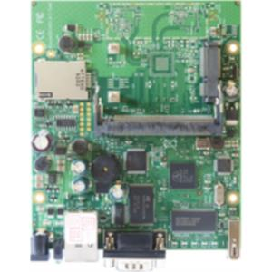 PLACA BASE PARA ROUTER MIKROTIK RB411U 64 MB USB L4