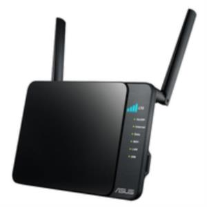ROUTER INAL. ASUS 4 PUERTOS 4G-N12 300MBPS 4G