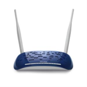 ROUTER INAL. TP-LINK 4 PUERTOS TD-W8960N 300MBPS ADSL