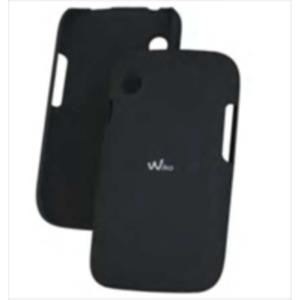 "FUNDA BACK COVER SMARTPHONE 5"" WIKO CINK FIVE NEGRO"