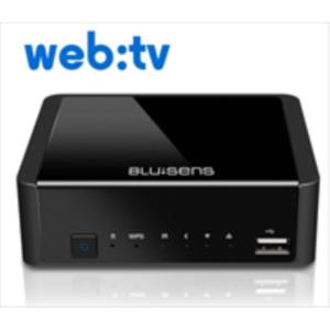 "WEBTV-W BLUSENS HOME ENTERTAINMENT DEVICE WIFI N INTEGRADA ""Internet en tu TV"""