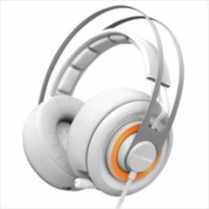AURICULARES + MICRO STEELSERIES SIBERIA ELITE EDITION BLANCO USB/JACK 3.5MM