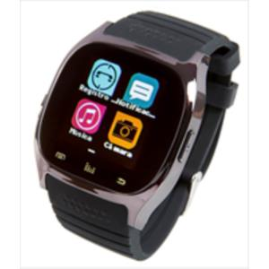 "SMARTWATCH NETWAY 1.4"" LCD NEGRO"