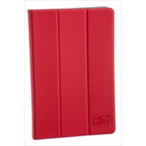"FUNDA TABLET 7"" UNIV. NETWAY RUBBER ROJA"
