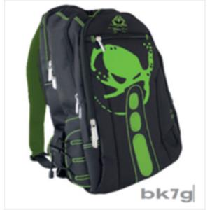 MOCHILA GAMING KEEP OUT BK7G VERDE