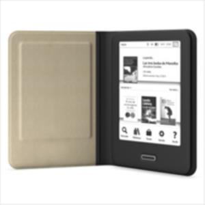 FUNDA EBOOK BQ CERVANTES GALATEA CASE NEGRA/BEIG