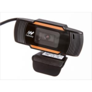 CAMARA WEBCAM NETWAY HD NEGRA