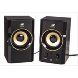 ALTAVOCES 2.0 NETWAY 10W MADERA