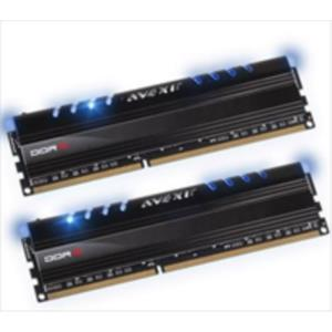 MEMORIA KIT 8 GB (2X4 GB) DDR3 2133 AVEXIR CORE SERIES CL11 LED AZUL