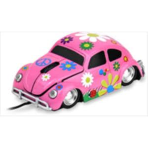 RATON SATZUMA CAR FLOWER PINK