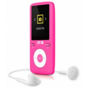 REPRODUCTOR MP4 SPC 8GB 8488 ROSA