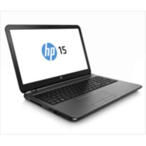 "PORTATIL HP 15-R249NS CORE I3-4005U 1.7GHZ/4GB DDR3/500GB/15,6""/W8.1/GRIS"