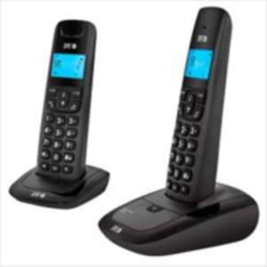 TELEFONO INALAMBRICO SPC DUO PURITY NEGRO