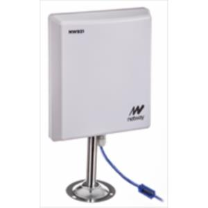 TARJETA DE RED INAL. NETWAY USB2.0 150MBPS 2W ANT. DESMONTABLE 26DBI