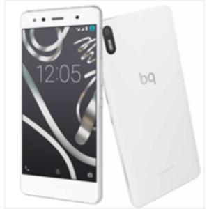 "TELEFONO MOVIL LIBRE BQ AQUARIS X5 5"" IPS HD/4G/QUAD CORE 1.4GHZ/2GB RAM/16GB/ANDROID 5.1/BLANCO PLATA"