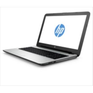"PORTATIL HP 15-AF100NS AMD DUAL CORE E1-6015 1.4GHZ/4GB DDR3/500GB/15,6""/W10/PLATA"
