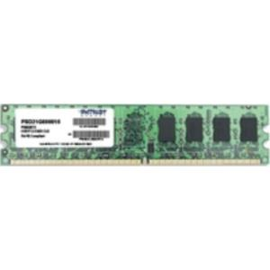 MEMORIA 1 GB DDR2 800 PATRIOT CL6