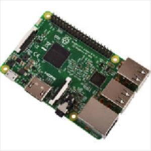 PLACA RASPBERRY PI 3 TYPE B QUAD 1.2GHZ/1GB RAM/MICROSD/WIFI/HDMI/ETHERNET/BLUETOOTH/USB