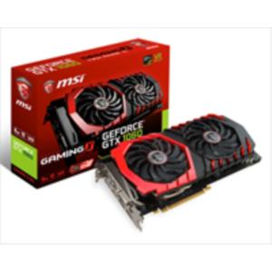 TARJETA GRAFICA 6GB MSI GEFORCE GTX 1060 GAMING X PCX GDDR5 HDMI/DPORT/DVI-D