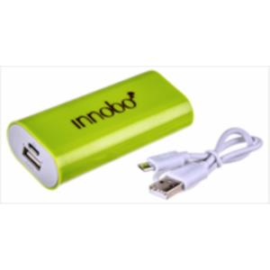 POWERBANK INNOBO 4400 VERDE