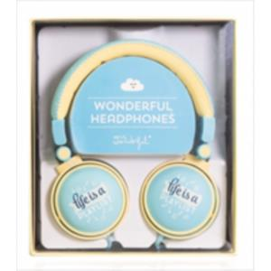AURICULARES PLAY LIST MR. WONDERFUL