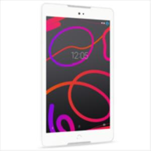 "TABLET BQ READER AQUARIS M8 8"" HD QUAD CORE HASTA 1.3GHZ/16GB//RAM 2GB/ANDROID 6.0/BLANCA"