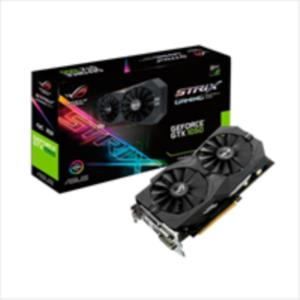 TARJETA GRAFICA 2GB ASUS GEFORCE GTX 1050 STRIX GAMING O2G PCX GDDR5 HDMI/DPORT/DVI