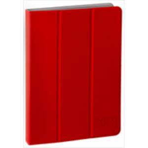 "FUNDA TABLET 10"" UNIV. NETWAY RUBBER ROJO"