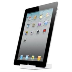 DOCKSTATION APPLE IPAD2/NEW IPAD BLANCO