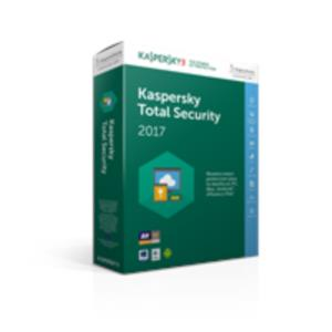 ANTIVIRUS KASPERSKY TOTAL SECURITY 5 EQUIPOS MULTI-DEVICE 2017 BASE