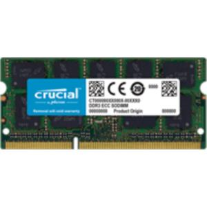 MEMORIA PORTATIL 2 GB DDR3 1333 CRUCIAL CL9