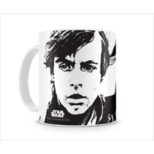 TAZA CERAMICA SKYWALKER BLANCA STAR WARS