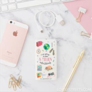 POWERBANK LOVELY STREET ADVENTURE 4.000MAH