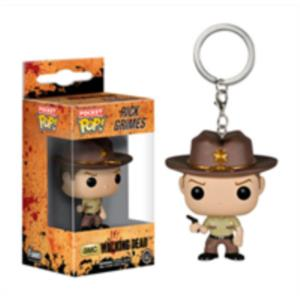 POP - WALKING DEAD LLAVERO RICK GRIMES