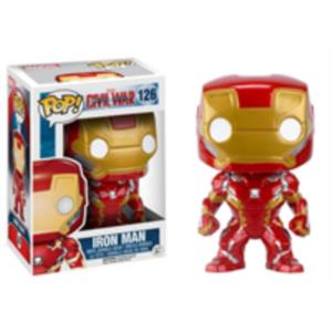 POP - IRON MAN CIVIL WAR
