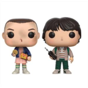 POP - STRANGER THINGS ONCE Y MIKE PACK 2 FIGURAS