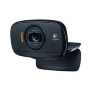 CAMARA WEBCAM LOGITECH HD C525 NEGRA