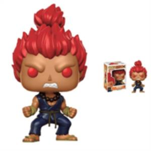 POP - STREET FIGHTER AKUMA