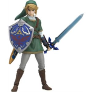 FIGURA LINK REGULAR VERSION 14 CM LEGEND OF ZELDA TWILIGHT PRINCESS VERSION