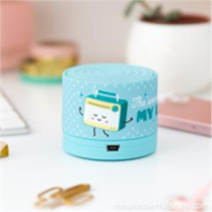 ALTAVOZ BLUETOOTH MR. WONDERFUL SOUNDTRACK
