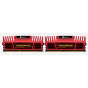 MEMORIA KIT 8 GB (2X4 GB) DDR3 1600 CORSAIR VENGEANCE RED EDITION CL9