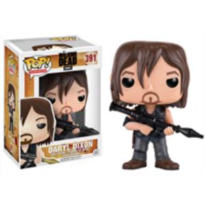 POP - THE WALKING DEAD DARYL WITH ROCKET LAUNCHER