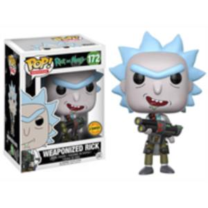 POP - RICK & MORTY WEAPONIZED RICK
