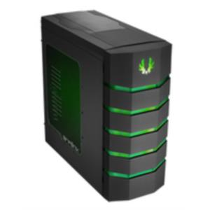 CAJA TORRE BITFENIX COLOSSUS BIG-TOWER VENOM  LED VERDE VENTANA S/F