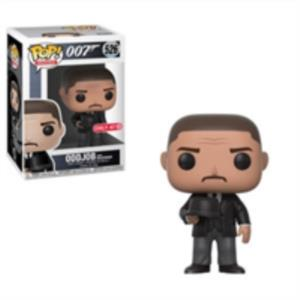 POP - 007 ODDJOB (GOLDFINGER)