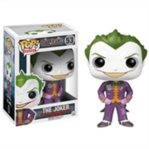 POP - BATMAN ARKHAM ASYLUM THE JOKER