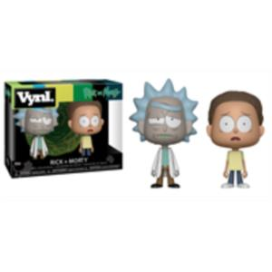 POP - RICK & MORTY PACK 2 FIGURAS RICK & MORTY